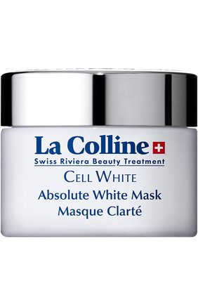 Отбеливающая маска для лица Absolute White Mask La Colline | Фото №1