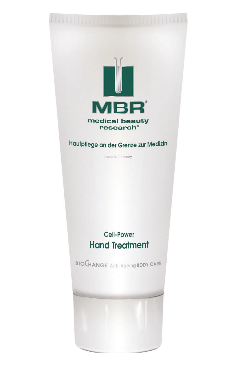 Крем для рук biochange cell-power hand treatment MEDICAL BEAUTY RESEARCH бесцветного цвета, арт. 1608   Фото 1