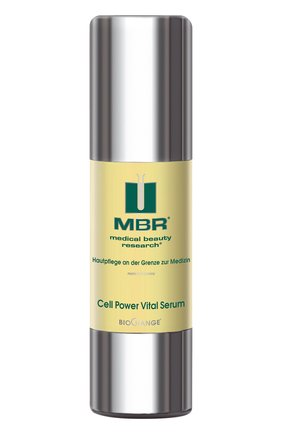 Защищающая сыворотка для лица BioChange Cell-Power Vital Serum | Фото №1
