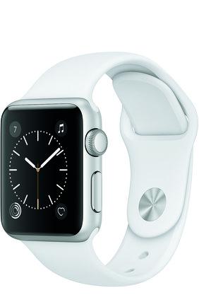 Apple Watch Series 1 38mm Silver Aluminium Case   Фото №1