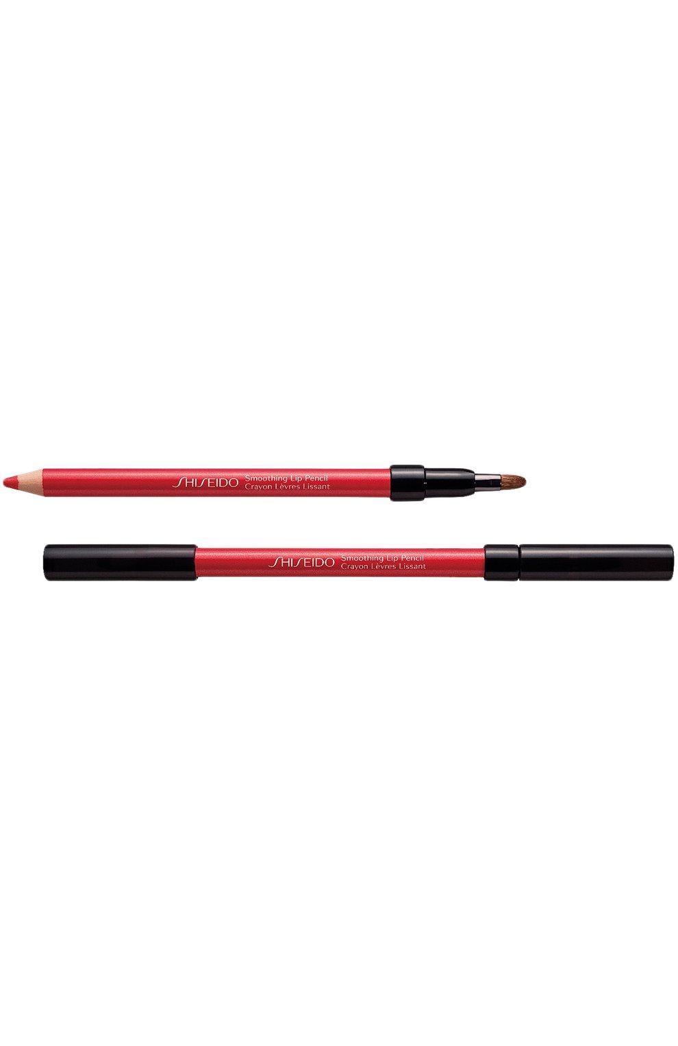 Женский контурный карандаш для губ с кисточкой, оттенок rd702 SHISEIDO бесцветного цвета, арт. 54032SH | Фото 1