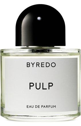 Парфюмерная вода pulp BYREDO бесцветного цвета, арт. BR806007 | Фото 1