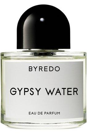 Парфюмерная вода gypsy water BYREDO бесцветного цвета, арт. BR806014 | Фото 1
