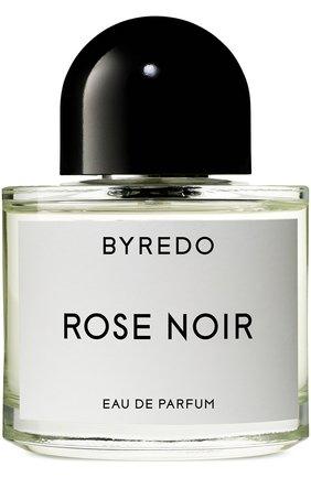 Парфюмерная вода rose noir BYREDO бесцветного цвета, арт. BR806021 | Фото 1