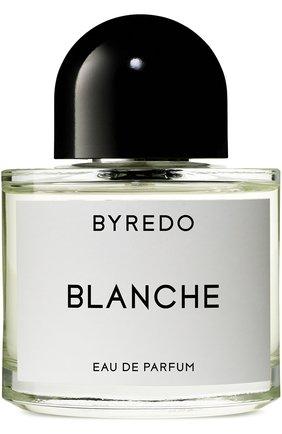 Парфюмерная вода blanche  BYREDO бесцветного цвета, арт. BR806045 | Фото 1