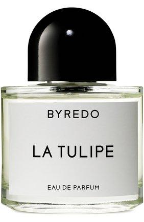 Парфюмерная вода la tulipe BYREDO бесцветного цвета, арт. BR806090 | Фото 1