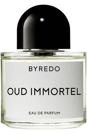 Парфюмерная вода oud immortel BYREDO бесцветного цвета, арт. BR806083 | Фото 1