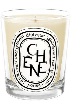 Мужская свеча chene DIPTYQUE бесцветного цвета, арт. 3700431400086 | Фото 1
