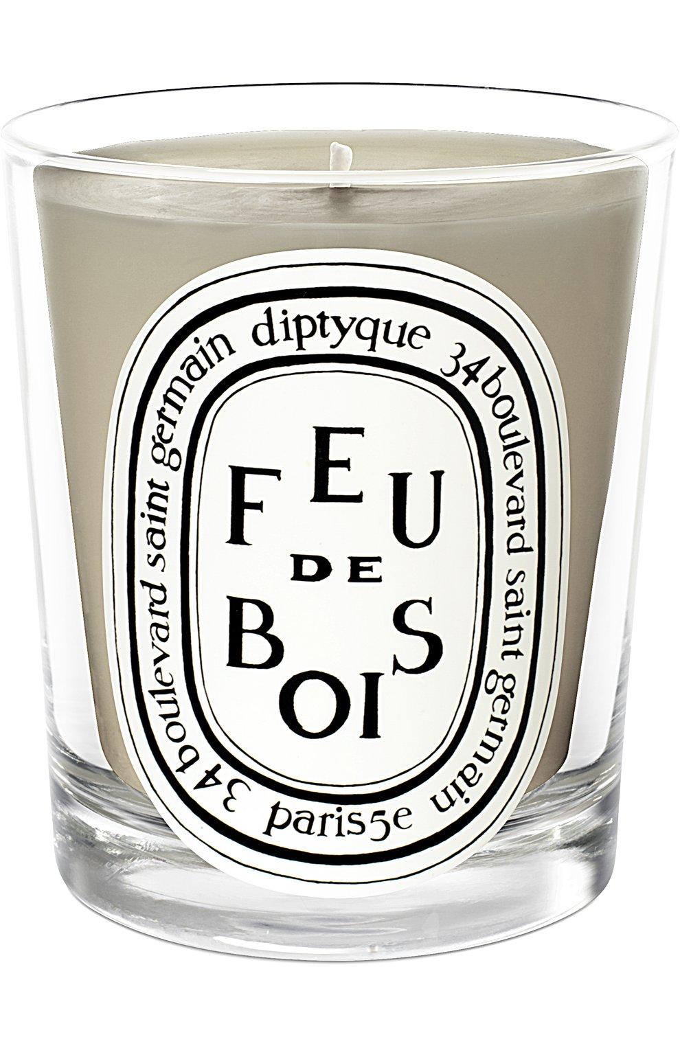 Свеча Feu De Bois | Фото №1
