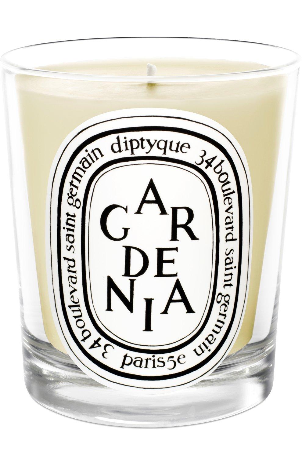 Свеча Gardenia    Фото №1