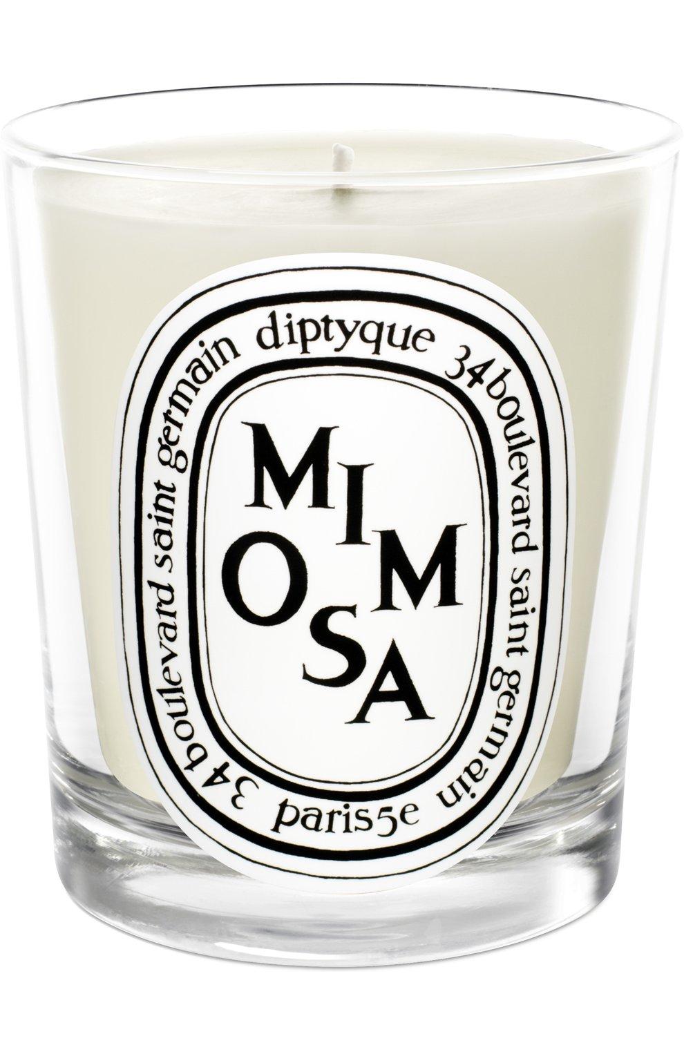 Свеча Mimosa    Фото №1