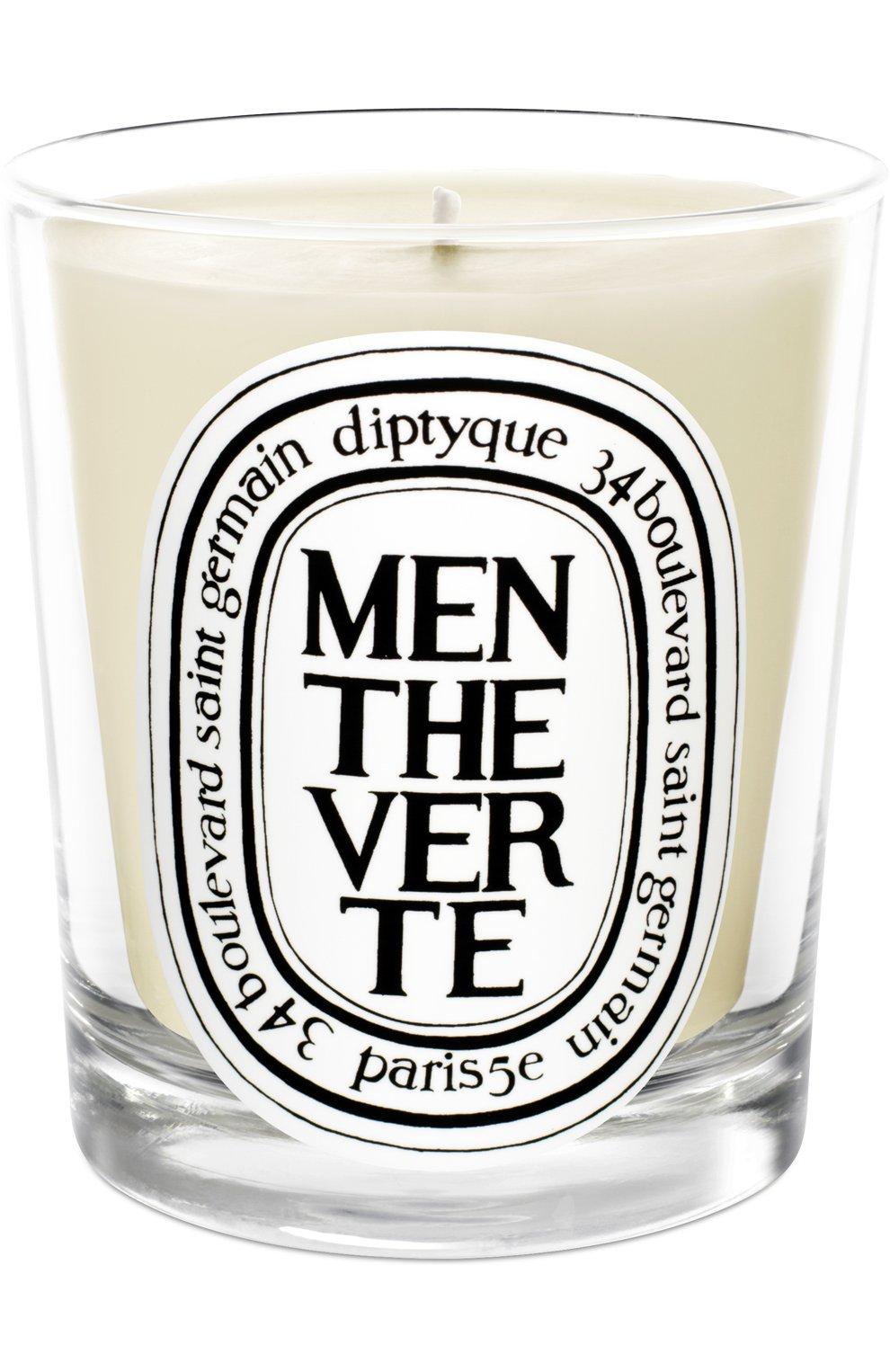 Свеча Menthe Verte  | Фото №1