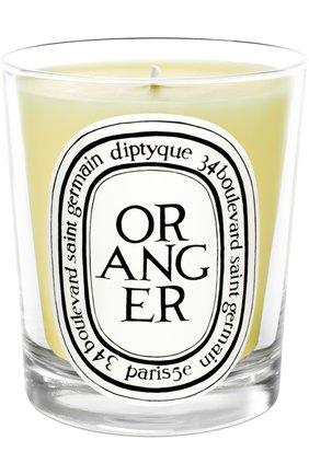 Мужская свеча oranger DIPTYQUE бесцветного цвета, арт. 3700431400420 | Фото 1