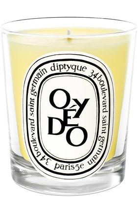Мужская свеча oyedo DIPTYQUE бесцветного цвета, арт. 3700431400437 | Фото 1