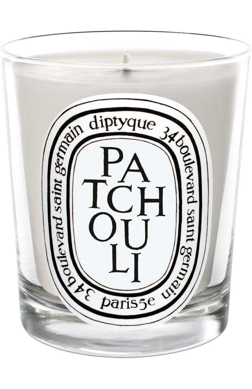 Свеча Patchouli   Фото №1