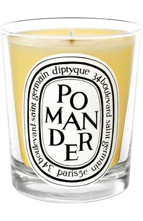 Мужская свеча pomander DIPTYQUE бесцветного цвета, арт. 3700431400451 | Фото 1
