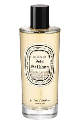 Мужской ароматизатор для помещений john galliano DIPTYQUE бесцветного цвета, арт. 3700431400710 | Фото 1
