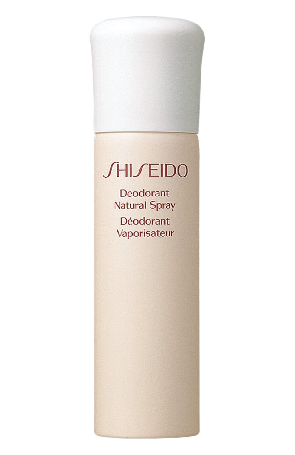 Женский натуральный дезодорант-спрей SHISEIDO бесцветного цвета, арт. 11101SH | Фото 1