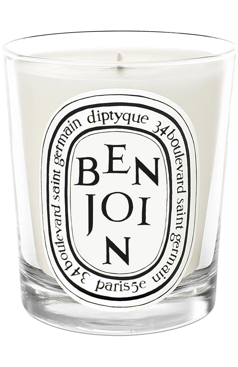 Свеча Benjoin   Фото №1