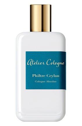 Парфюмерная вода Philtre Ceylan Atelier Cologne   Фото №1