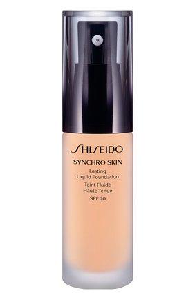 Женское устойчивое тональное средство synchro skin, оттенок neutral 1 SHISEIDO бесцветного цвета, арт. 13119SH   Фото 1