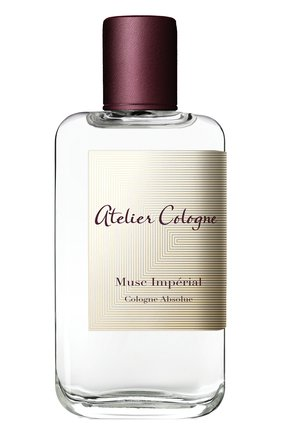 Парфюмерная вода Musc Imperial Atelier Cologne   Фото №1