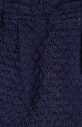 Юбка с эластичным поясом и фактурной отделкой | Фото №2