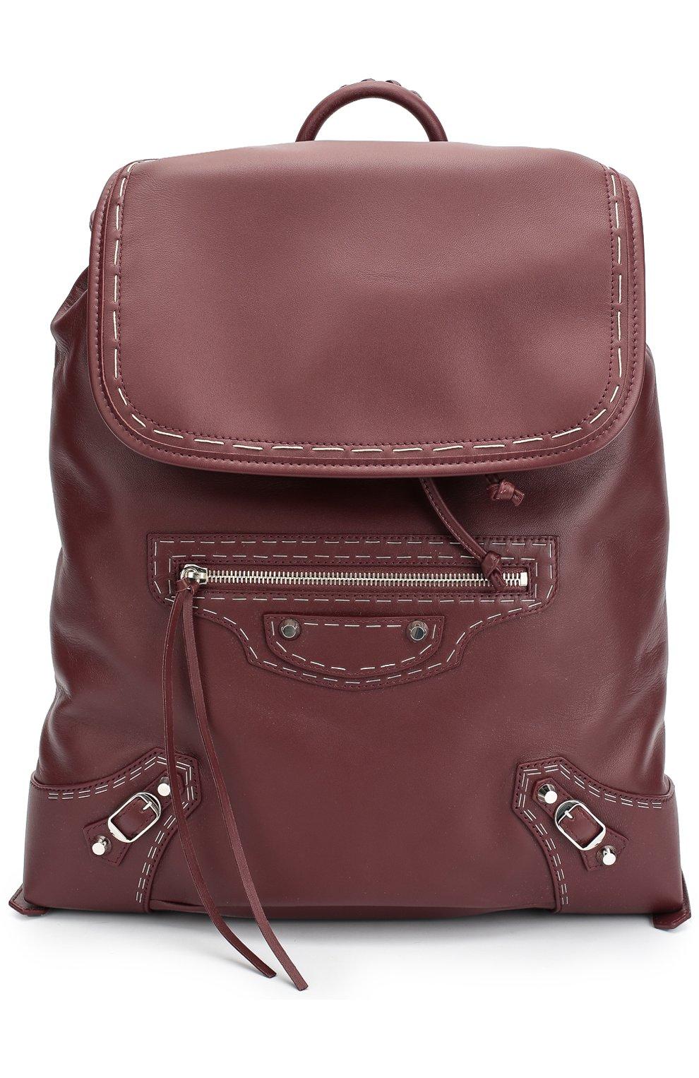 Кожаный рюкзак Traveller   Фото №1