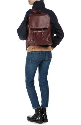 Кожаный рюкзак Traveller   Фото №2