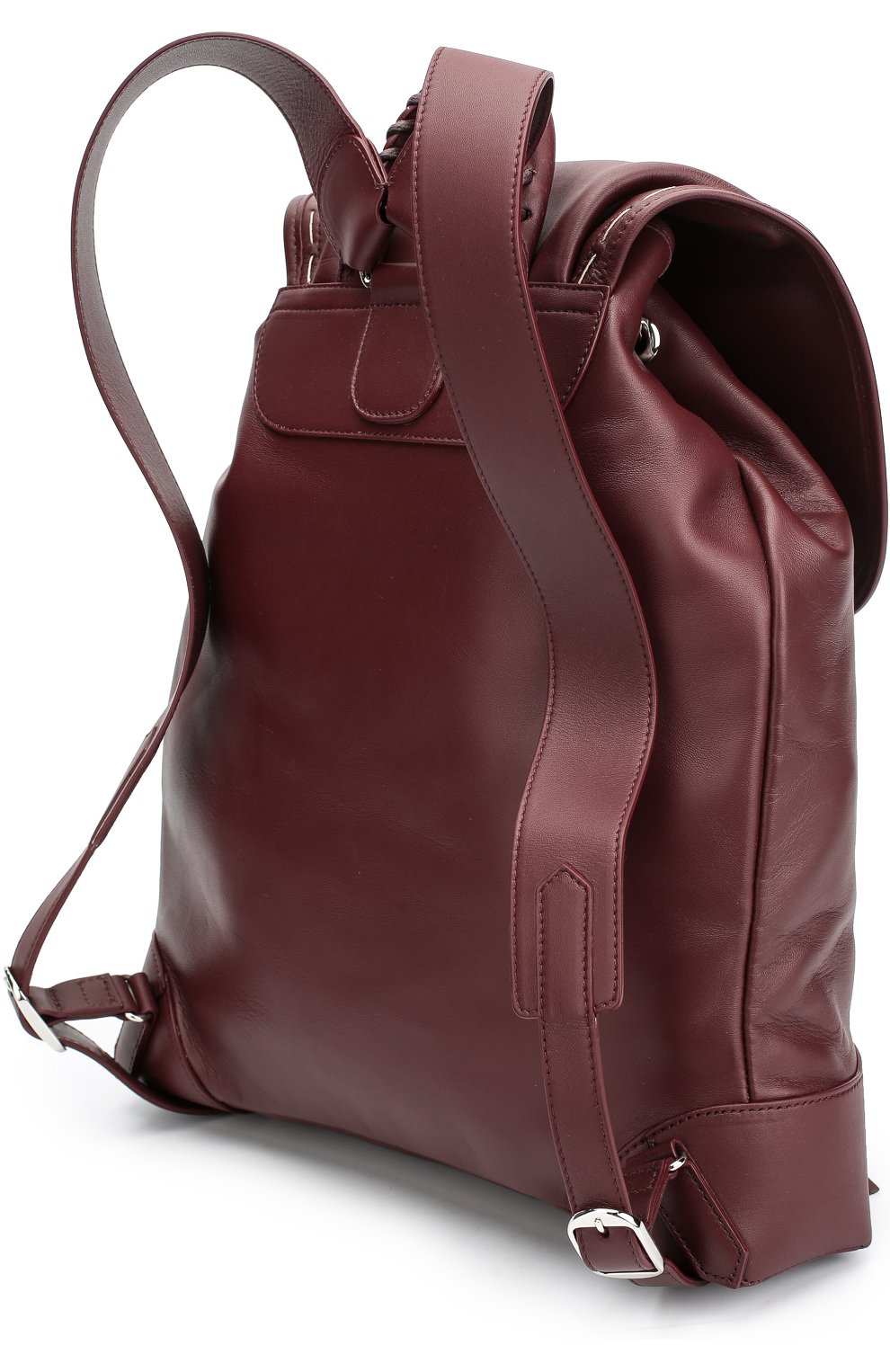 Кожаный рюкзак Traveller   Фото №3
