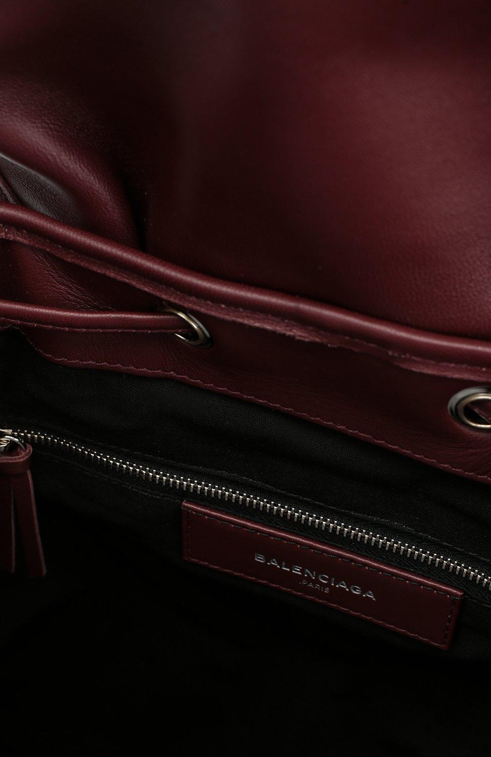 Кожаный рюкзак Traveller   Фото №4