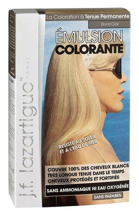 Красящая эмульсия, оттенок Blond Clair J.F. Lazartigue | Фото №1