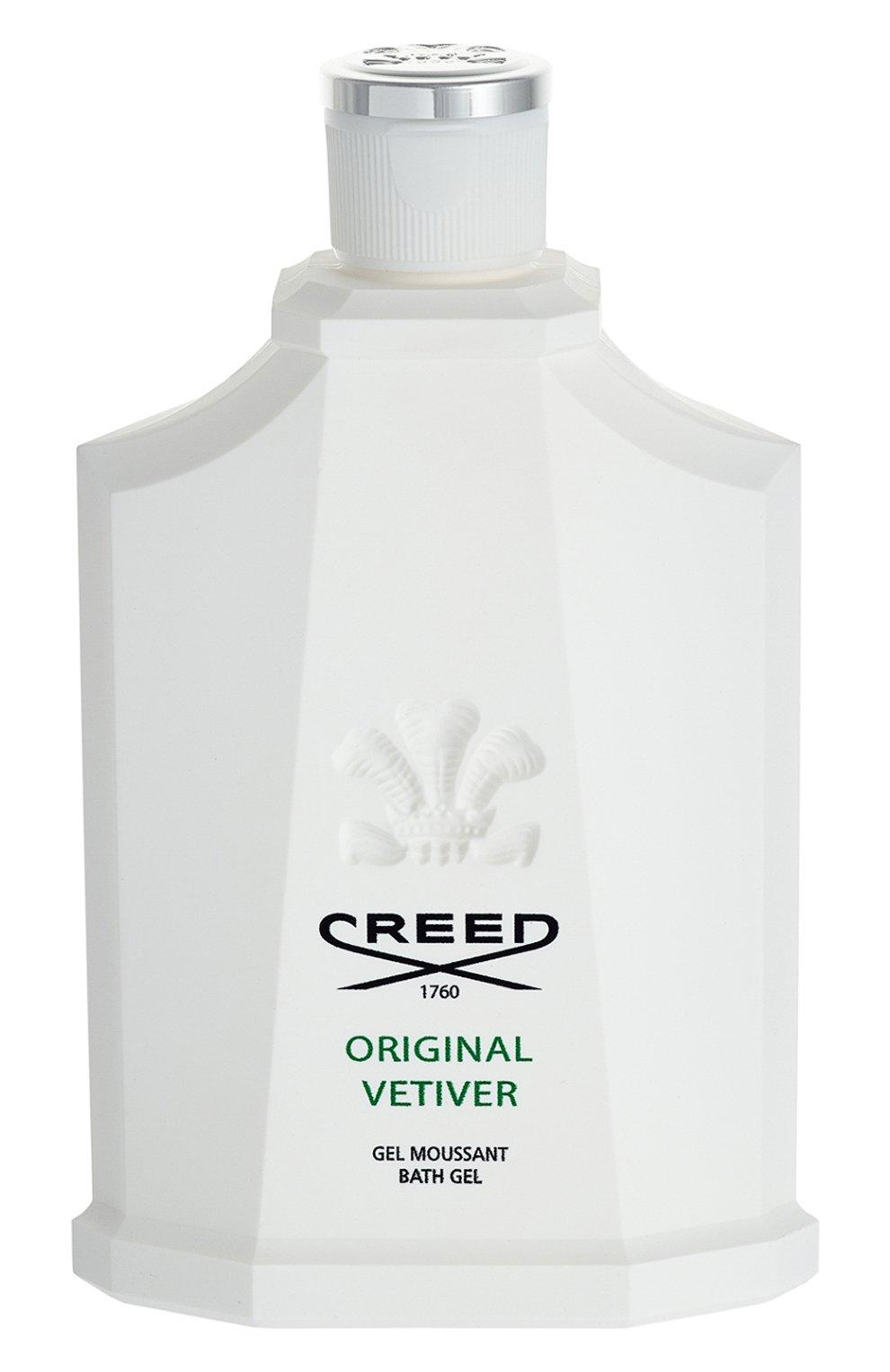 Мужского гель для душа original vetiver CREED бесцветного цвета, арт. 3120040 | Фото 1