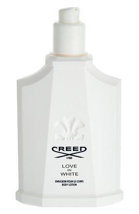 Лосьон для тела love in white CREED бесцветного цвета, арт. 4120061   Фото 1