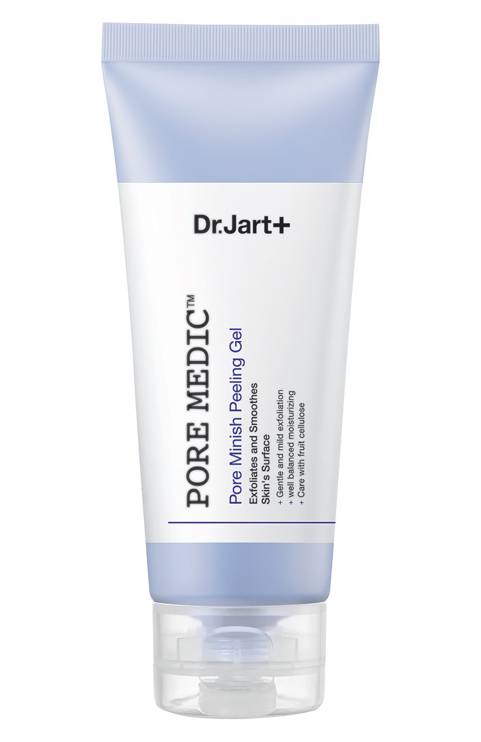 Очищающий гель-эксфолиант для всех типов кожи Pore Medic  | Фото №1