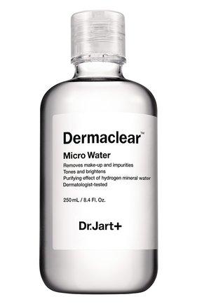 Мицелярная вода для очищения и тонизирования кожи Dr.Jart+   Фото №1