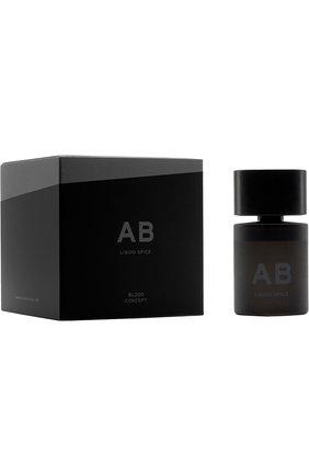 Женский духи black series liquid spice BLOOD CONCEPT бесцветного цвета, арт. 8033749802989 | Фото 1