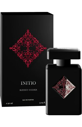 Женский парфюмерная вода blessed baraka INITIO бесцветного цвета, арт. 3700578520074 | Фото 1