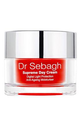 Восстанавливающий дневной крем глубокого действия Supreme Day Cream Dr.Sebagh | Фото №1