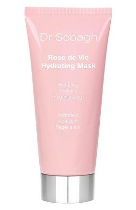 Увлажняющая маска Роза Жизни Dr.Sebagh | Фото №1