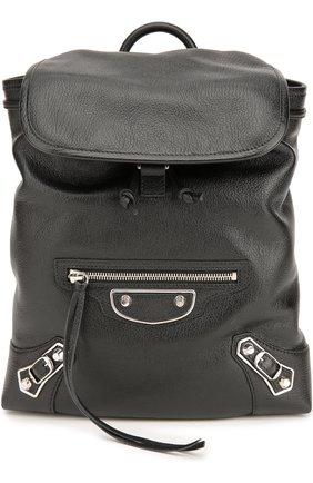 Кожаный рюкзак Metallic Edge Traveller | Фото №1