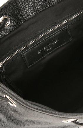 Кожаный рюкзак Metallic Edge Traveller | Фото №4