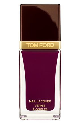 Женский лак для ногтей, оттенок plum noir TOM FORD бесцветного цвета, арт. T0TP-09 | Фото 1