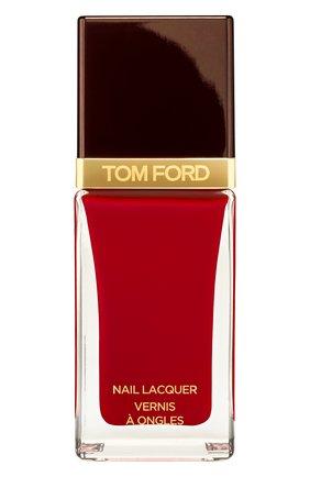 Женский лак для ногтей, оттенок carnal red TOM FORD бесцветного цвета, арт. T0TP-13 | Фото 1