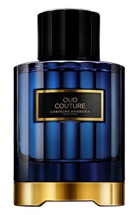 Парфюмерная вода oud couture CAROLINA HERRERA бесцветного цвета, арт. 65089348 | Фото 1