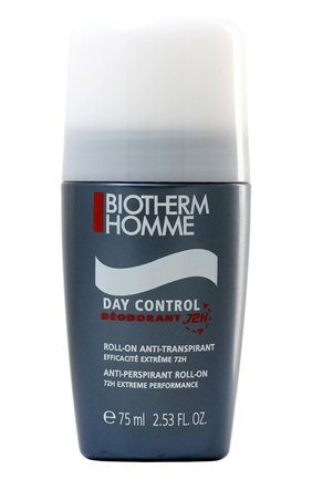 Мужской мужской дезодорант 72 часа day control deo roll-on BIOTHERM бесцветного цвета, арт. 3605540783023 | Фото 1
