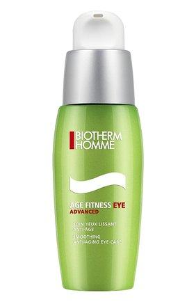 Мужского крем для глаз age fitness BIOTHERM бесцветного цвета, арт. 3605540892602 | Фото 1