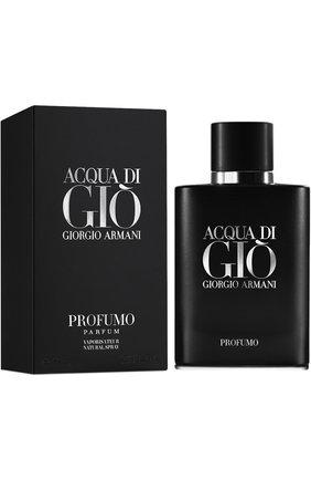 Мужской парфюмерная вода acqua di gio profumo GIORGIO ARMANI бесцветного цвета, арт. 3614270157639 | Фото 2