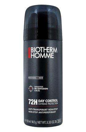 Мужской дезодорант-спрей day control 72h BIOTHERM бесцветного цвета, арт. 3614271099853 | Фото 1