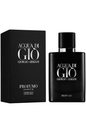 Мужской парфюмерная вода aqua di gio profumo GIORGIO ARMANI бесцветного цвета, арт. 3614270157622 | Фото 1